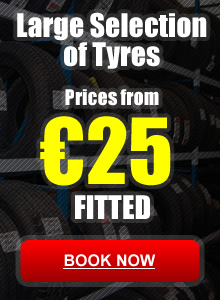 Book Mobile Tyre Fitting Dublin